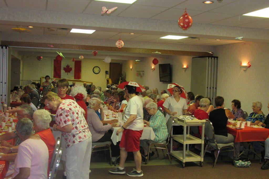 Canada Day Banquet